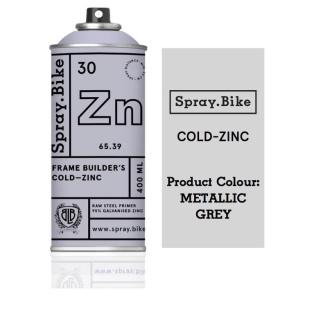 """SPRAY.BIKE """"Cold Zinc"""" 400ml Spraycan"""