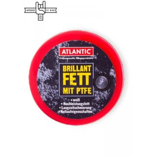 "Atlantic ""Brillantfett mit PTFE"" 40g Dose"