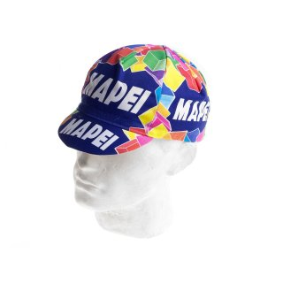 """VINTAGE CYCLING """"Mapei"""" Cycling Cap"""