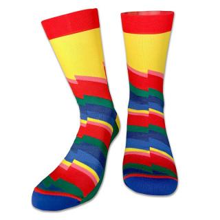 """CINELLI """"Zydeco"""" Socks"""