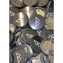 """BIKE PUNK """"Logo Button"""" - 4,3cm"""