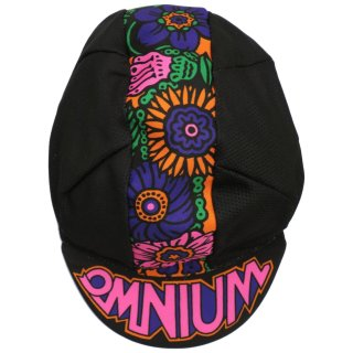 """OMNIUM """"One Less Truck"""" Cycling Cap - Pink"""