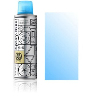 Fluro Light Blue Clear