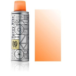 Fluro Orange Clear