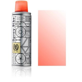 Fluro Sunset Pink Clear